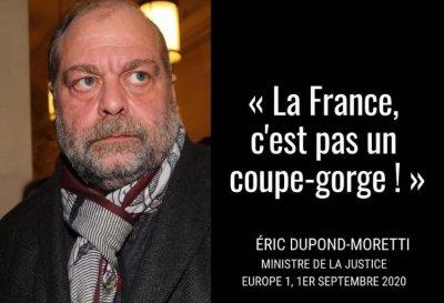 La France n'est pas un coupe-gorge