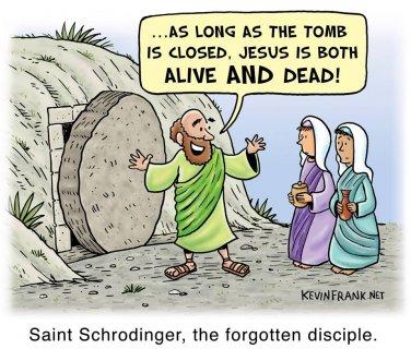 Joyeuses Pâques, mes frères !